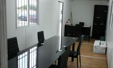 TRA Roldan nuevas oficinas.