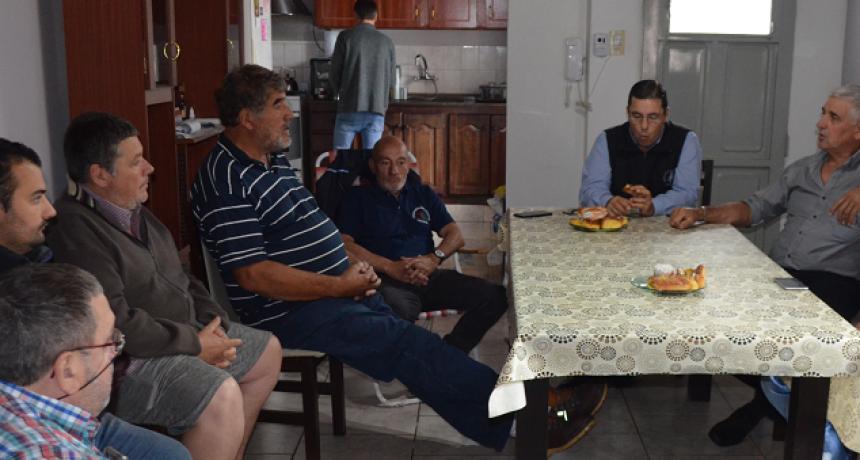 Asociación de Transportistas de Arribeños (partido de Arenales), bienvenidos a la lucha de Fe.Tr.A