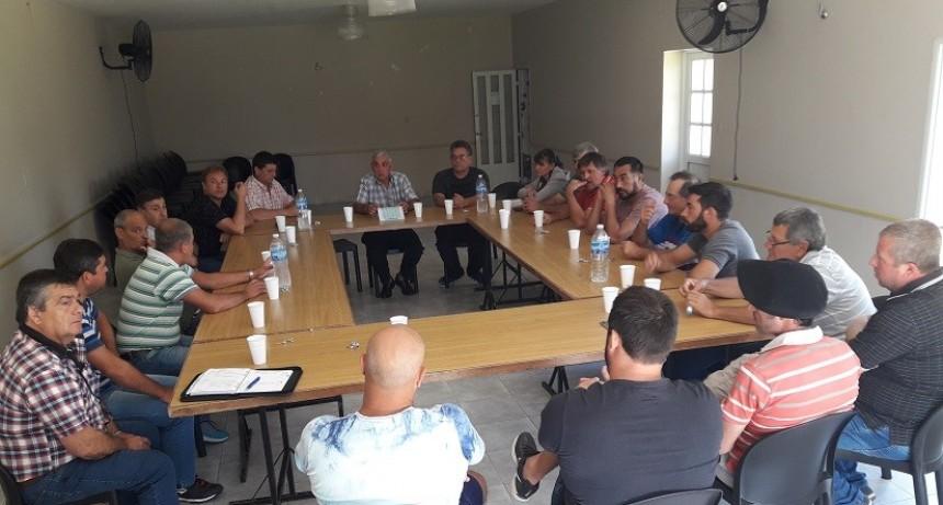 Importante reunión de Centros de Transportistas adheridos a Fe.Tr.A