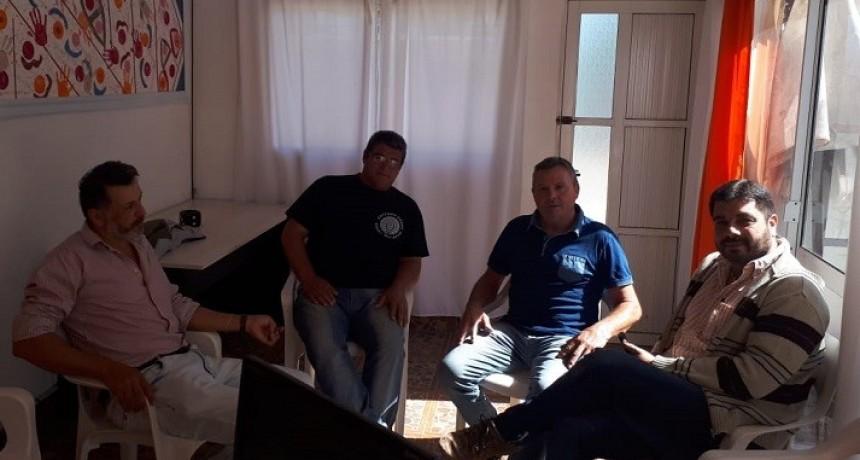 Fe.Tr.A y Asociación de Transportistas de Cañada Rosquin con Transporte Don Lorenzo