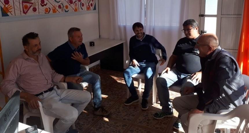 Fe.Tr.A y Asociación de Transportistas de Cañada Rosquin con Transporte Cocolo.
