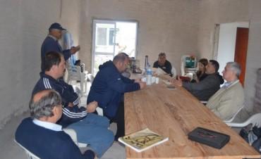 Dirigentes de Fe.Tr.A se reúnen con autoridades y transportistas del TRA Margarita.