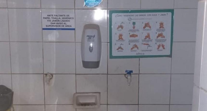 INFORME DE CUMPLIMIENTO DE PROTOCOLO EN PUERTOS GRANELEROS.