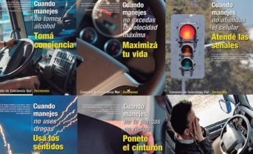 10 de Junio día Nacional de la Seguridad Vial
