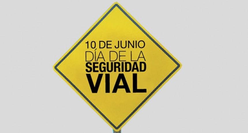 10 de Junio día de la Seguridad Vial.