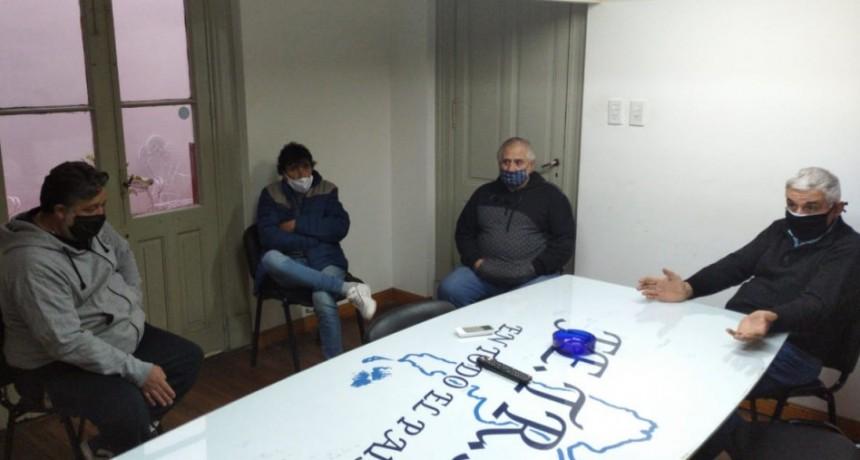 TRA y TRU Rosario junto a Fe.Tr.A participan de la reunión virtual con directivos de ACA.