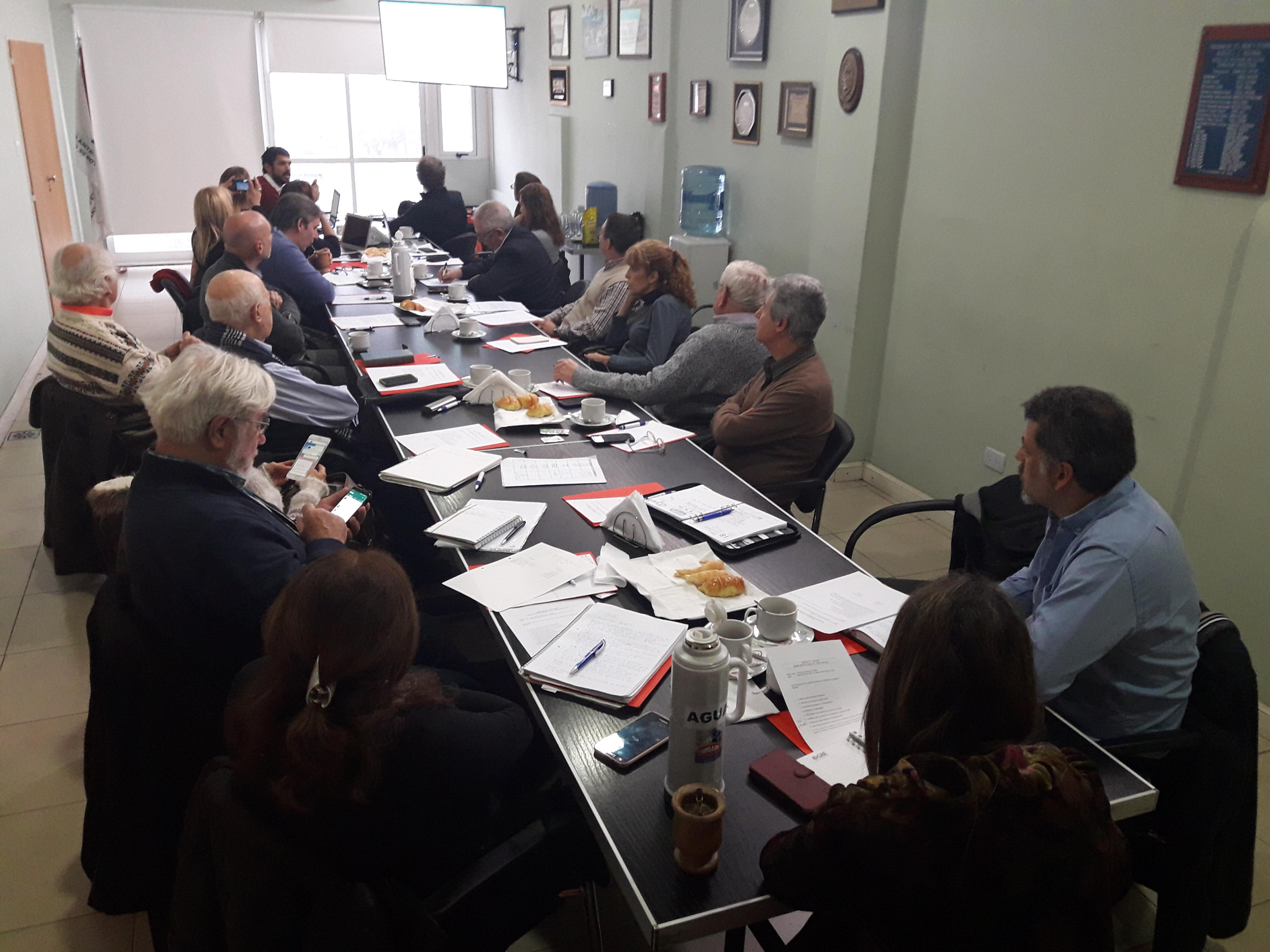 Fe.Tr.A participa de la reunión del Grupo Nro 2 del Comité Consultivo de la ANSV.