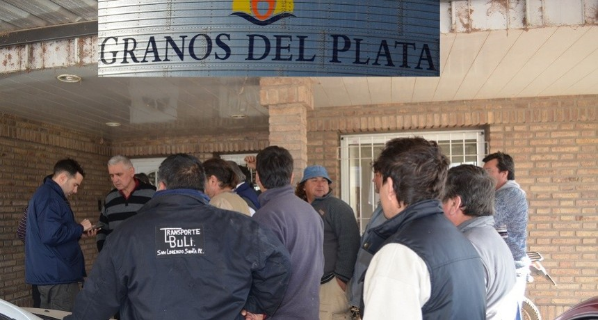 Fe.Tr.A  y TRA Ricardone en Granos del Plata