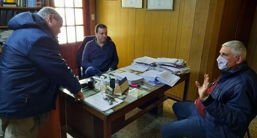 Integrante del TRA Mughetta y Gremial de la Federación en Acopio de Oscar  R. Diciasio S. A..