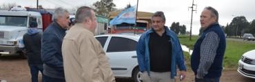 Asamblea Asociación de Transportistas de Villa Mugueta.