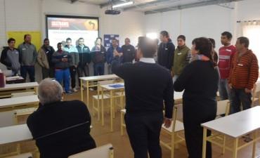 1er Curso de Actualización Licencia Nacional Habilitante en Asociación de Transportistas de 25 de Mayo