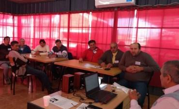 1er Curso de Actualización Licencia Nacional Habilitante en TRA Venado Tuerto.