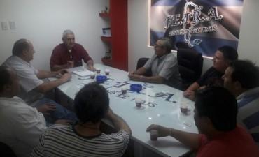 TRA Las Rosas en Fe.Tr.A
