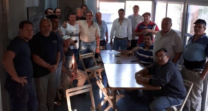Asociación de Transportistas de San Martín de las Escobas con Fe.Tr.A