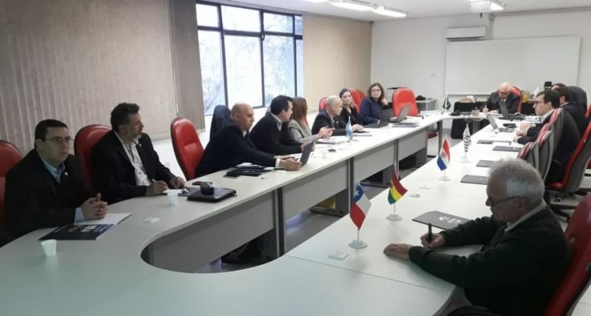 Dirigentes de Fe.Tr.A participan de la reunión de la CONDESUR