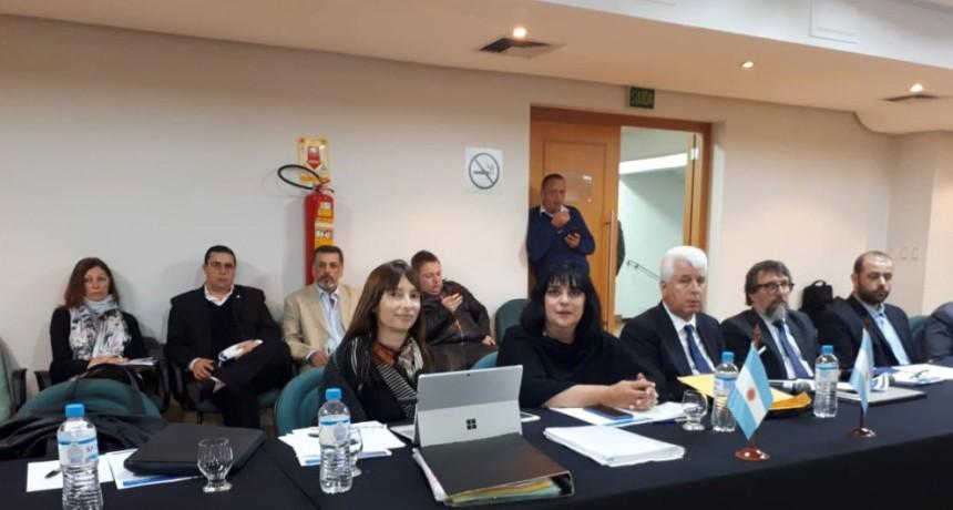 Reunión Técnica Preparatoria de la LVI Reunión Ordinaria SGT N° 5 Transporte del Mercosur