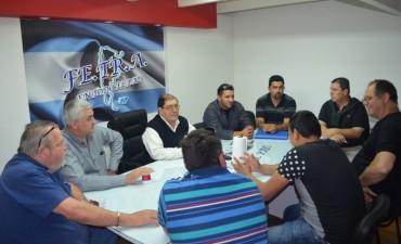 Asociación de Transportistas de Oliva en Fe.Tr.A