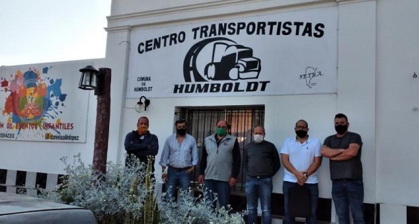 Dirigente de la Federación en TRA Humboldt