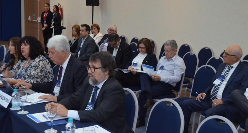 LVI Reunión Ordinaria del SGT- 5 Transporte del Mercosur