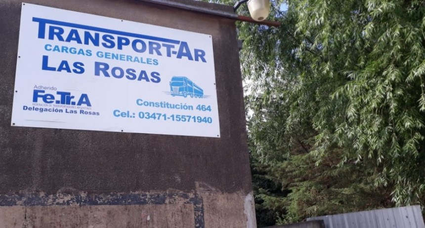 Autoridades del TRA Las Rosas junto a Fe.Tr.A se reúnen con AFA