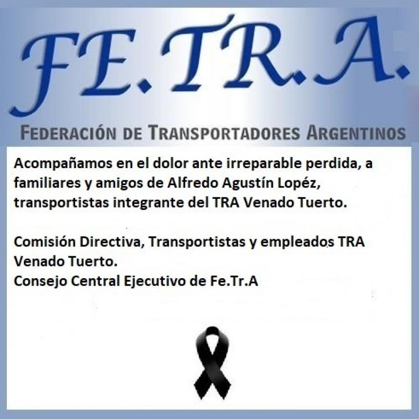 Fe.Tr.A y TRA Venado Tuerto