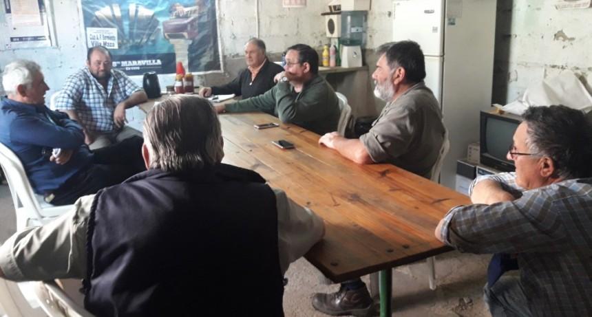 Centro de Transportistas de Villa Maza se suma a la lucha de Fe.Tr.A
